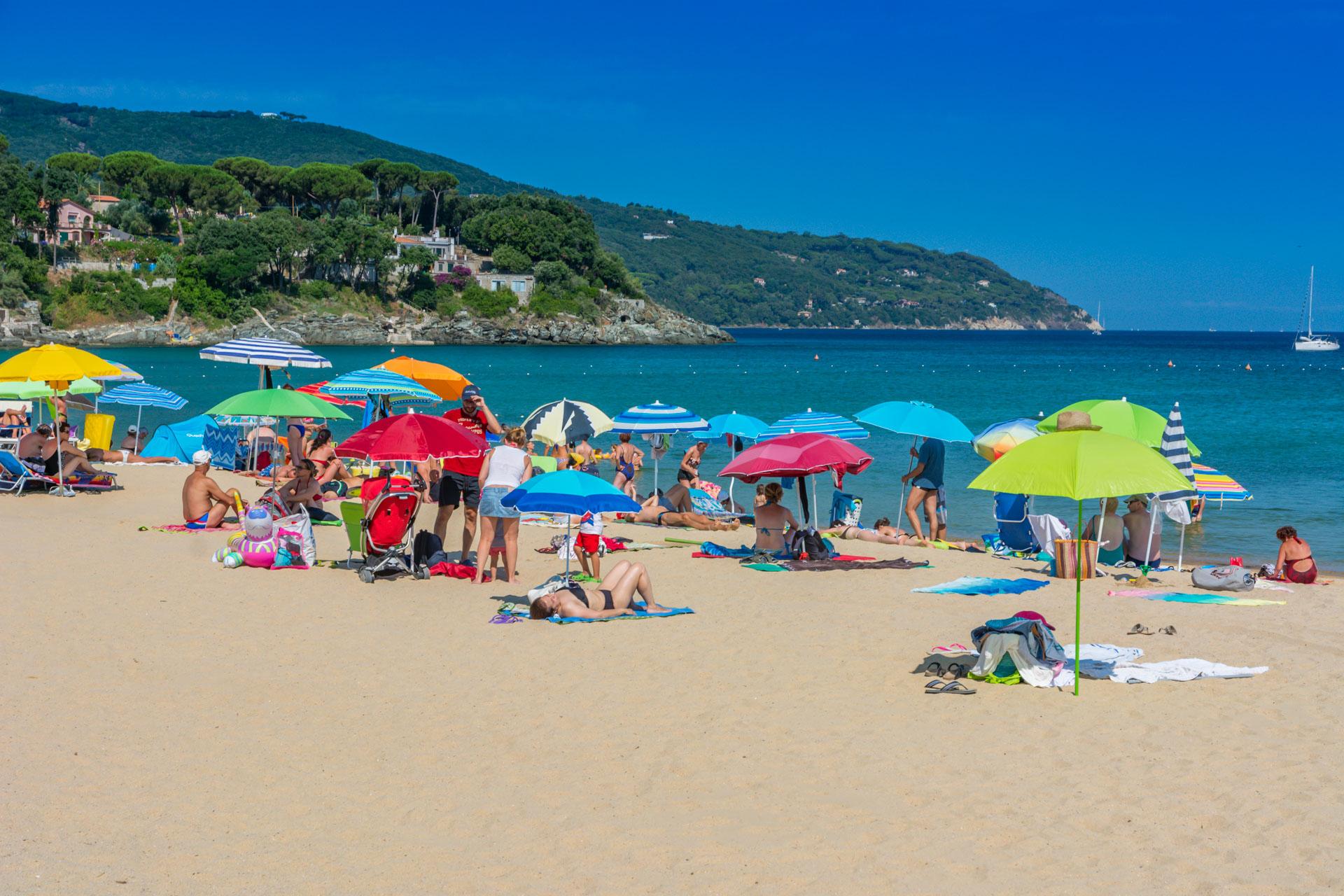 Procchio Elba Karte.Die 10 Schonsten Strande Von Elba Insel Elba Der Grosse