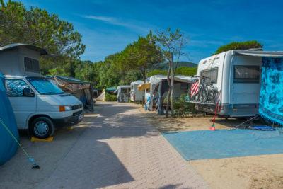 Camping auf Elba