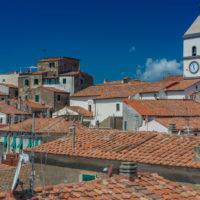 Dächer von Capoliveri