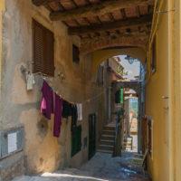 Gasse in Capoliveri
