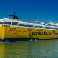 Fähre Piombino - Portoferraio Corsica Ferreis Elba Ferries