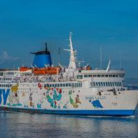 Fähre Piombino - Portoferraio Moby Lines