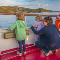 Fähre nach Elba für Kinder