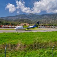 Elba Flughafen