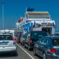Hafen von Piombino