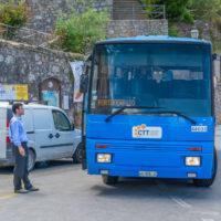 Die Busse der ATL verbinden alle Orte auf Elba