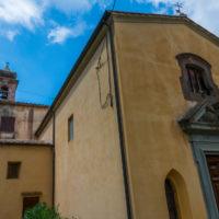 Madonna delle Grazie: Wallfahrtskirche aus dem 16. Jahrhundert