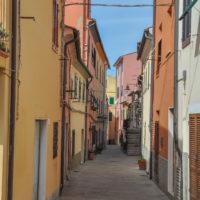 Gassen in Marciana Marina