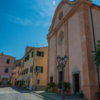 Die Kirche Santa Chiara