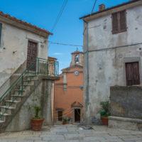 Marciana: Kirche Santa Caterina