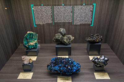 San Piero Museo Mineralogico Luigi Celleri