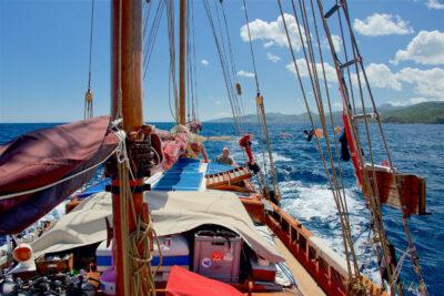 Norseman Events Segeln und Tauchen um Elba