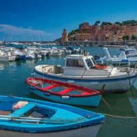 Hafen von Rio Marina
