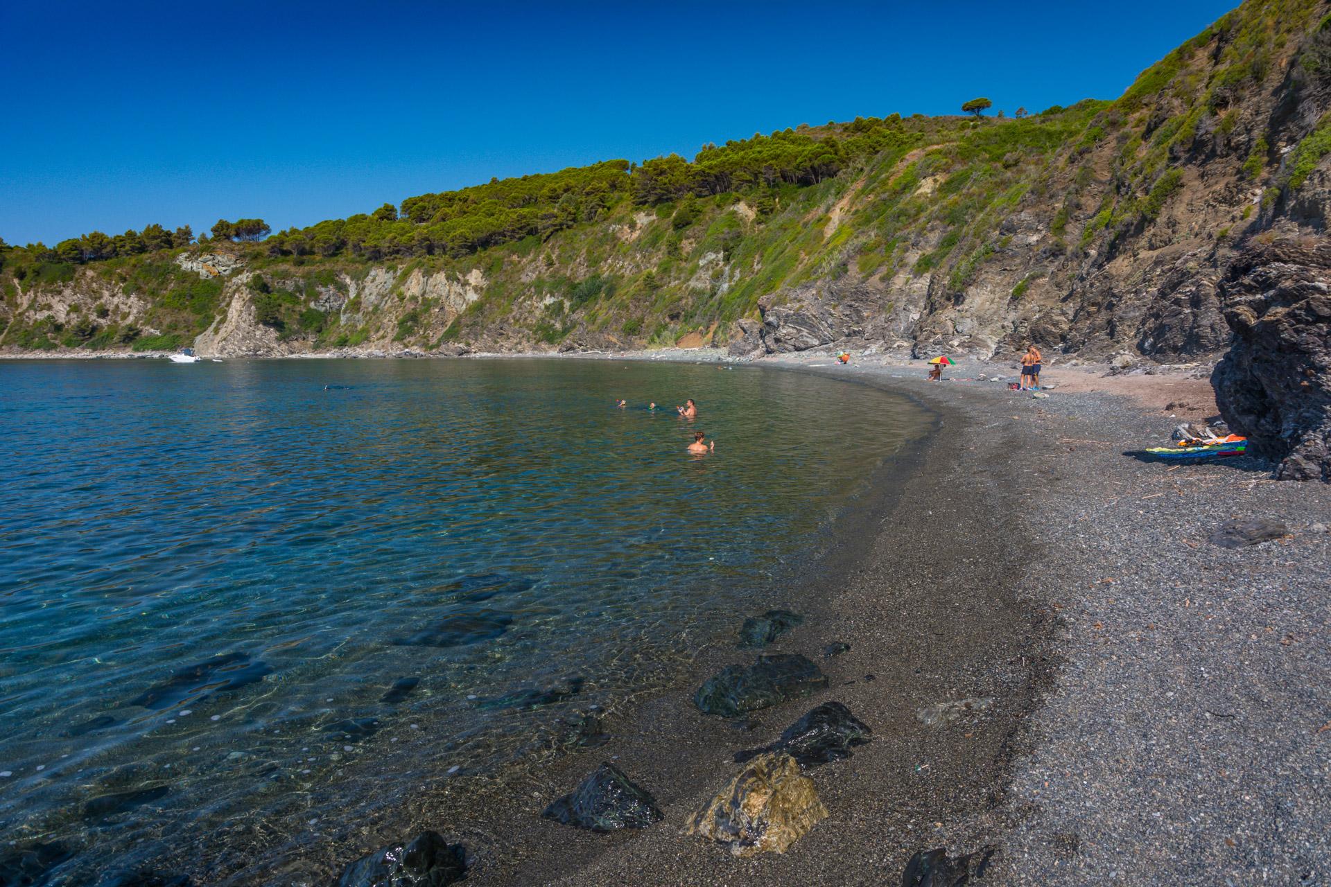 Strand geschichte fkk Erlebnisse am