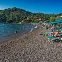 Strand von Bagnaia