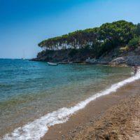 Strand von Calanova