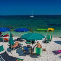 Strand von Capo Bianco