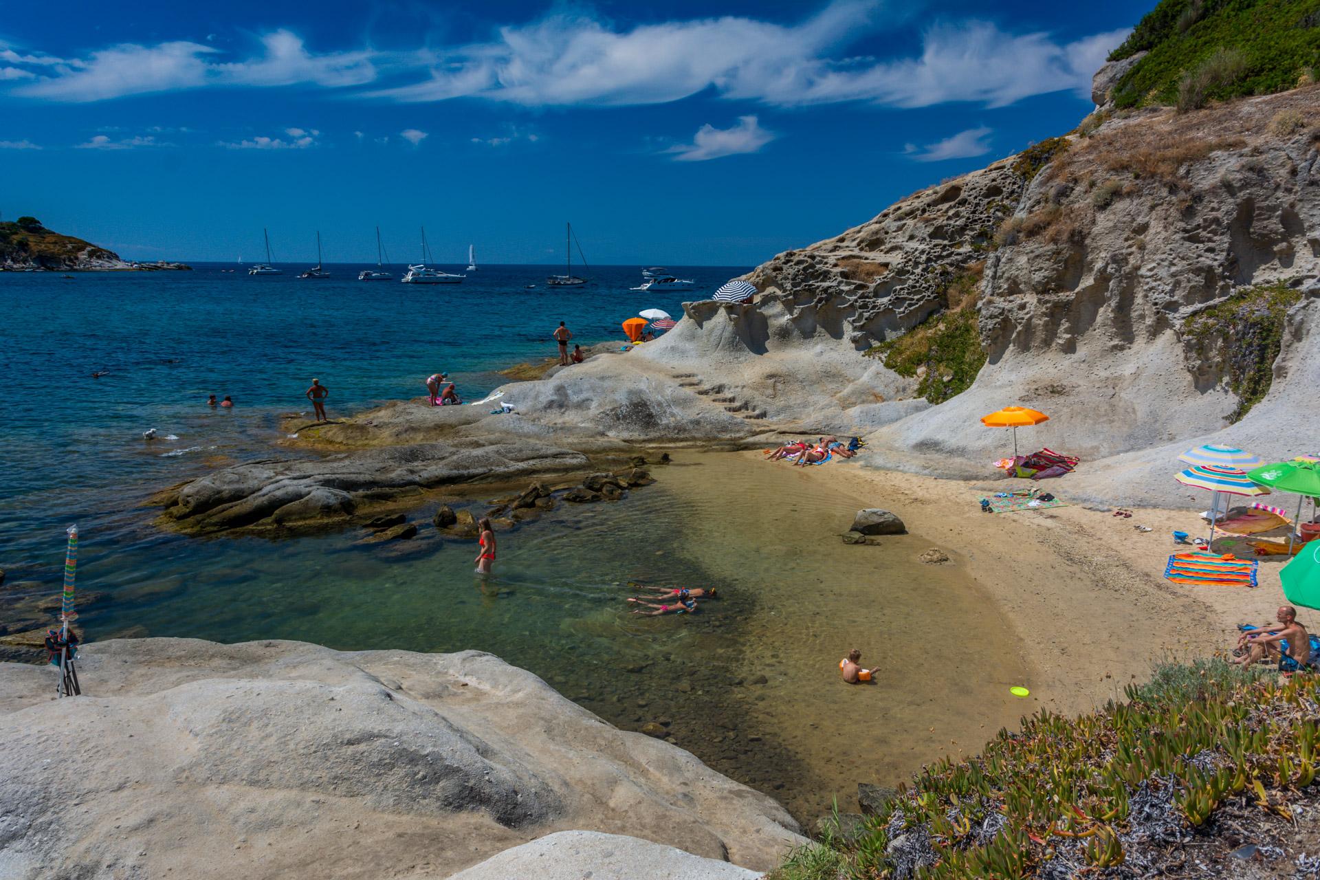 Insel Elba Karte.Highlights Und Sehenswürdigkeiten Der Insel Elba Insel Elba Der