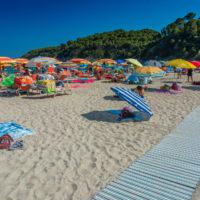 Strand von Fetovaia