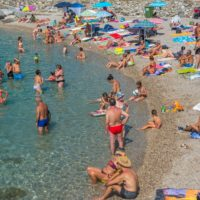 Strand von La Pianotta