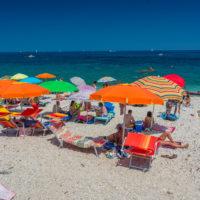 Strand von La Sorgente