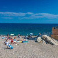 Strand von La Torre