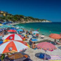 Strand von Le Ghiaie