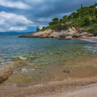 Strand von Madonna delle Grazie
