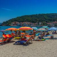Strand von Marciana Marina