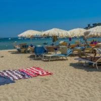 Strand von Marina di Campo