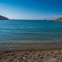Strand von Nisporto