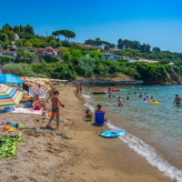 Strand von Pareti
