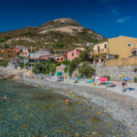 Strand von Pomonte