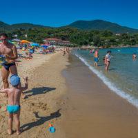 Strand von Procchio