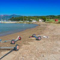 Strand von San Giovanni