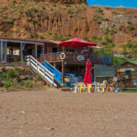 Strand von Seregola