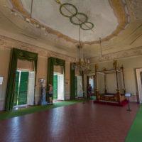 In der Villa dei Mulini in Portoferraio