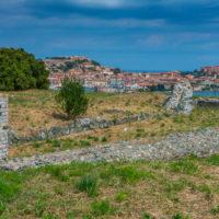 Römische Villa in der Bucht von Portoferraio