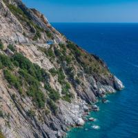Westküste der Insel Elba
